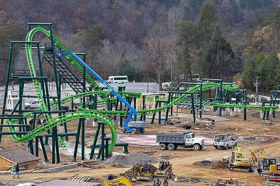 Dollywood Introduces New Section For 2019 - Smoky Mountain