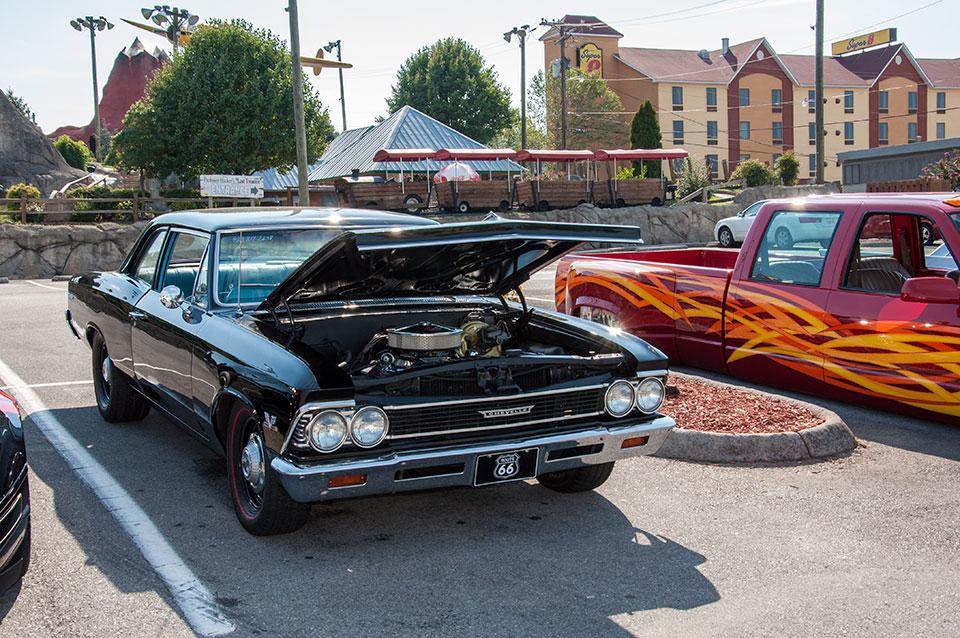 Its A Great Week For Car Nuts In The Great Smoky Mountains Smoky - Gatlinburg car show