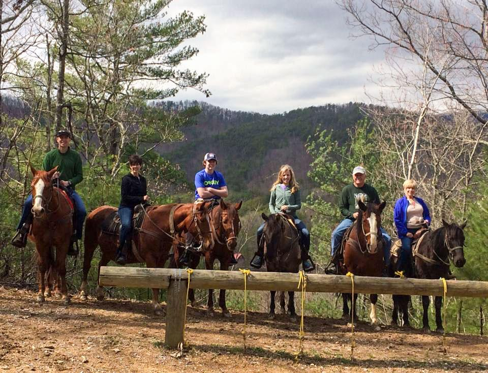 There Are Lots Of Ways To Horse Around In The Smokies