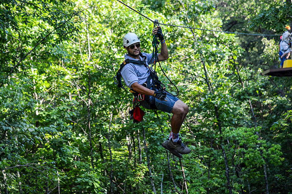 Just Another Guide - Copyright 2019, Smoky Mountain Ziplines