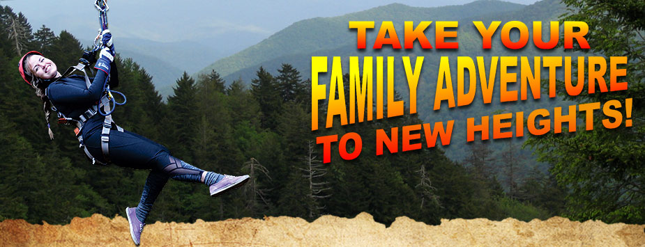 Smoky Mountain Ziplines | Pigeon Forge Canopy Tours | Zip